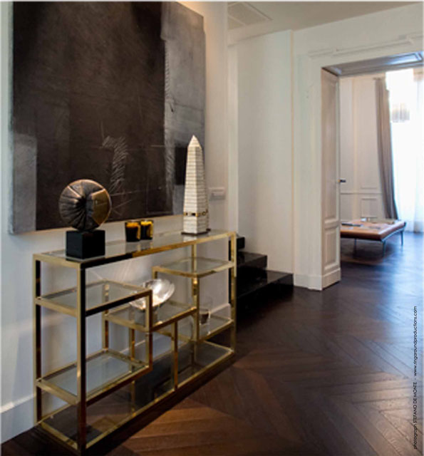 interior design residential milan